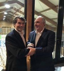 Eric van Eijk nieuwe voorzitter Dutch Breeders Foundation of Show jumpers
